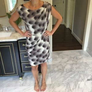 ANTHROPOLOGIE JERSEY DRESS